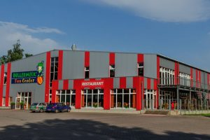 Bullermeck Spielscheune Alfsee, Fun Center
